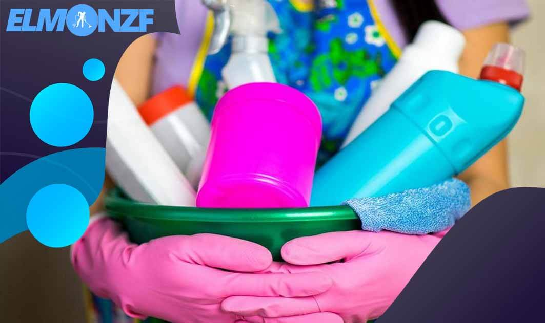 تنظيف البيت قبل وبعد