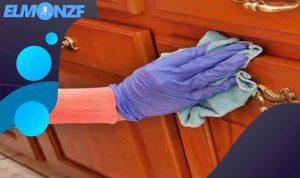 طرق تنظيف الاثاث الخشبي