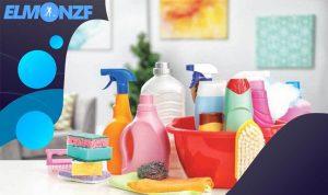 طريقة تنظيف البيت بسهولة ويسر