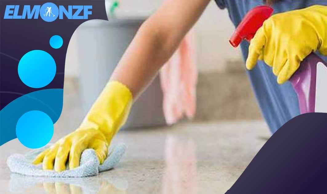 كيفية تنظيف الرخام