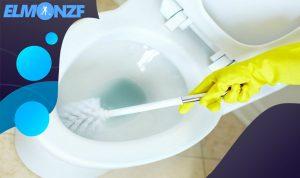 افضل طريقة تنظيف المرحاض من الاصفرار