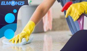 طريقة تنظيف الرخام الابيض