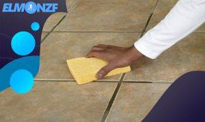 طرق تنظيف البلاط من الترويبة
