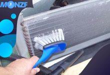 طريقة تنظيف مكيف سبليت