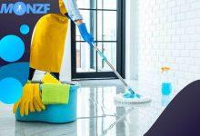 طريقة تنظيف المنزل
