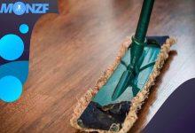 كيفية تنظيف السيراميك الباركيه